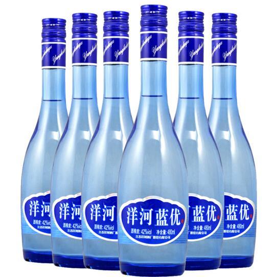 洋河酒加盟