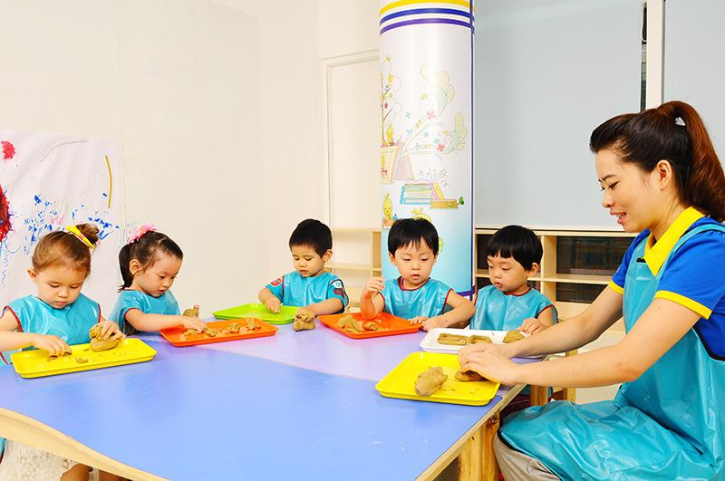 积木宝贝国际早教加盟