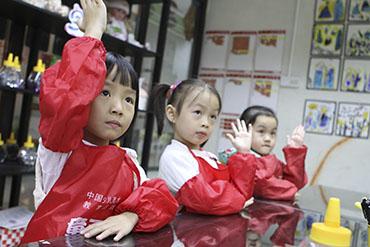 童画教育加盟