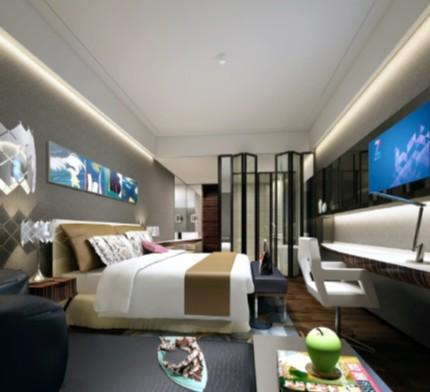 Zmax风尚酒店加盟