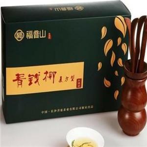 福音山养生茶加盟