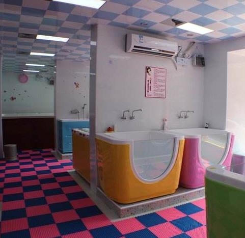 上海婴儿游泳馆