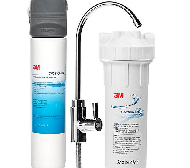 3M净水器加盟