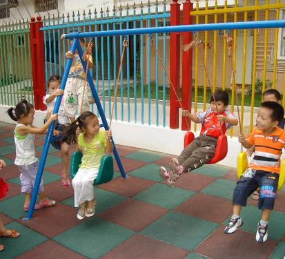 上海幼儿园加盟