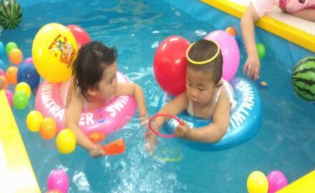 小兔贝贝游泳馆加盟