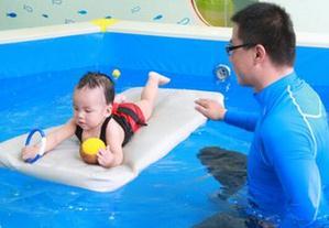 亲子岛婴儿游泳馆加盟