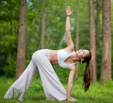 2014上海加盟展瑜伽