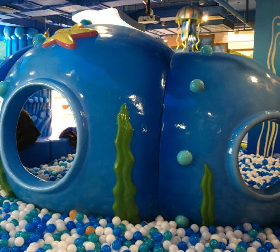 海贝儿儿童乐园加盟