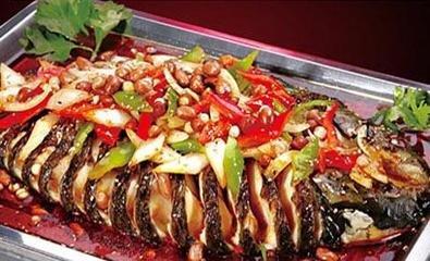 龙潮烤鱼加盟