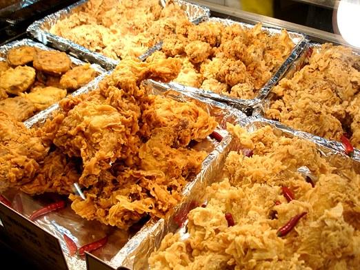 汉村炸鸡小吃加盟