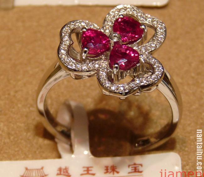 越王珠宝加盟