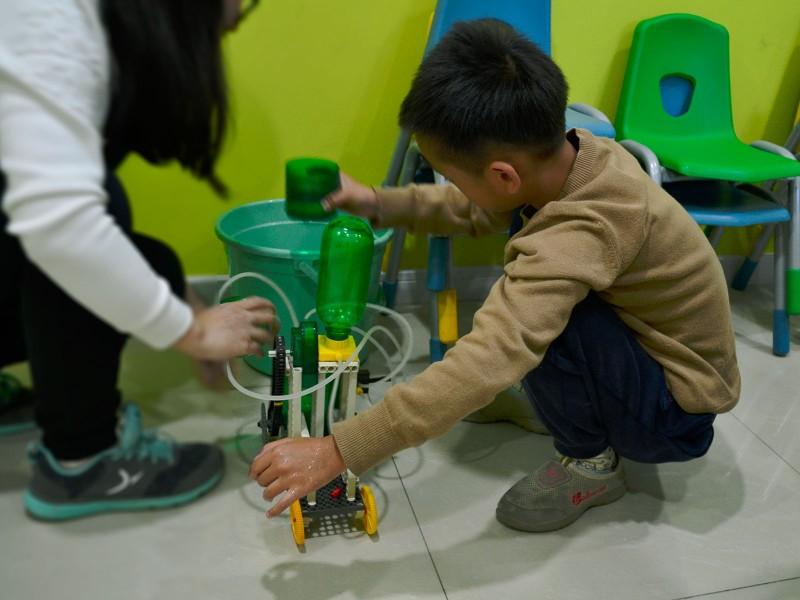 森孚机器人教育加盟