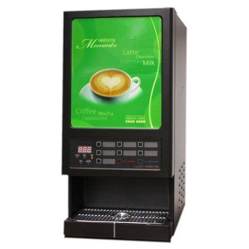 海彼拉因咖啡机加盟