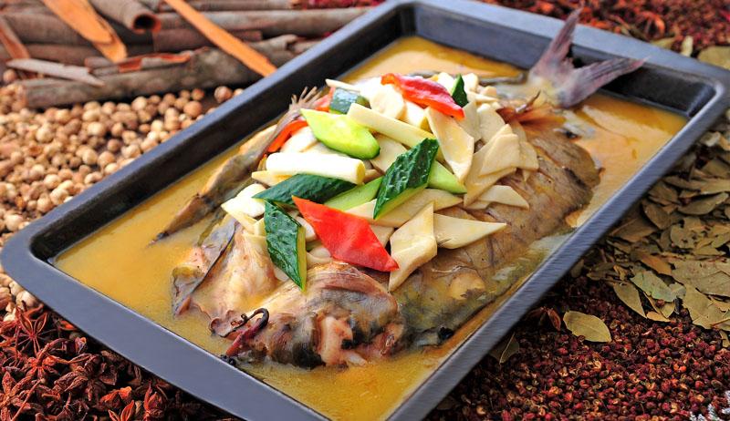 蜀江烤鱼加盟