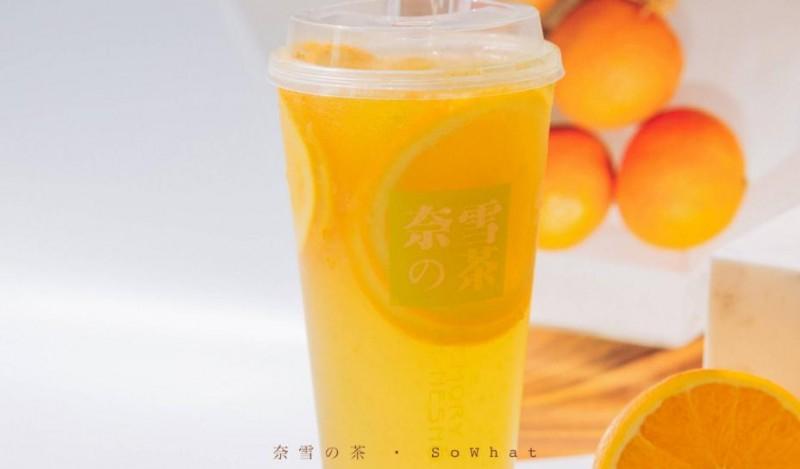 奈雪茶加盟