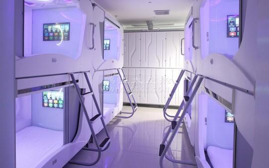太空舱酒店加盟