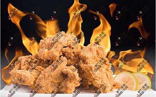 库桥炸鸡加盟