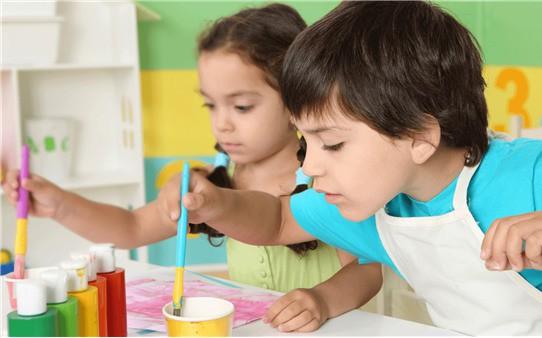 新艺代少儿美术培训机构加盟