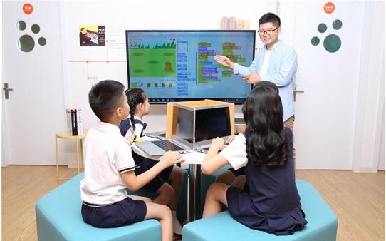 童程智优少儿编程加盟