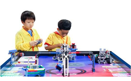 码高机器人加盟