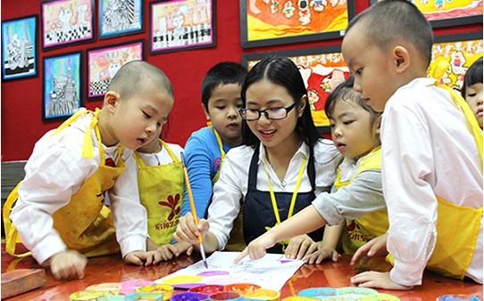启邦美术教育加盟