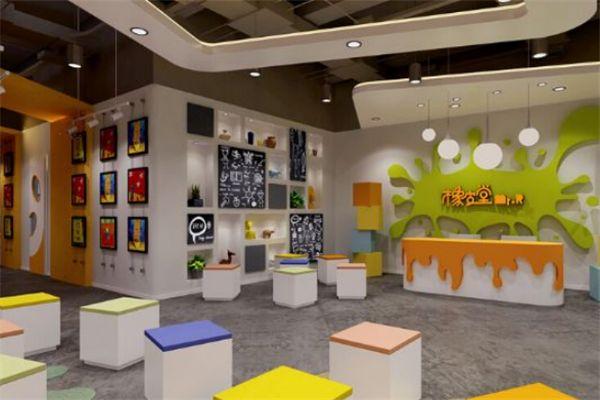 橡皮堂—专业的少儿美术机构